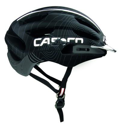 Κράνος ποδηλάτου | CASCO | FULL AIR RCC | Μαύρο