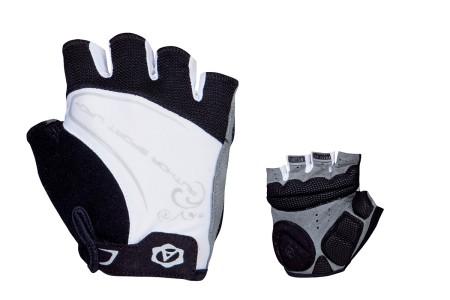 Γάντια ποδηλασίας | Author | Lady Comfort Gel s/f | Λευκό/Μαύρο