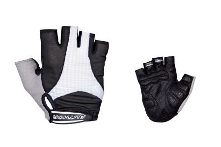 Γάντια ποδηλασίας   AUTHOR Men Elite Gel s/f   Άσπρο Μαύρο
