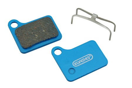 Elvedes Τακάκια δισκόφρενου για  Shimano BR-M555, M556, C900, C901
