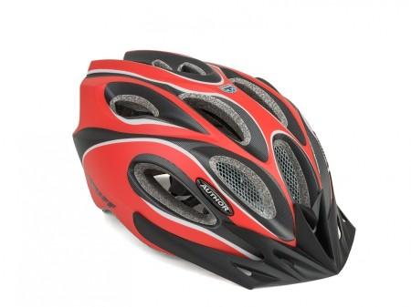 Κράνος ποδηλασίας | Author | Skiff Inmold |172 Kόκκινο/Mαύρο
