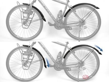 Φτερά Ποδηλάτου Ι AUTHOR Ι AXP-CITY 60