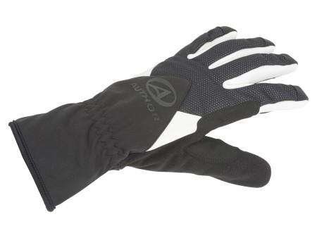 Χειμερινά γάντια ποδηλασίας   AUTHOR   Windster X5   Άσπρο μαύρο