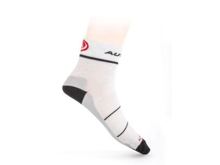 Κάλτσες ποδηλασίας Author  ProLite| λευκό | μαύρο | κόκκινο