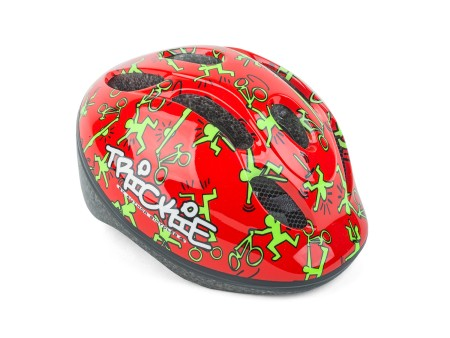 Παιδικό κράνος ποδηλασίας | Author | Trickie | κόκκινο