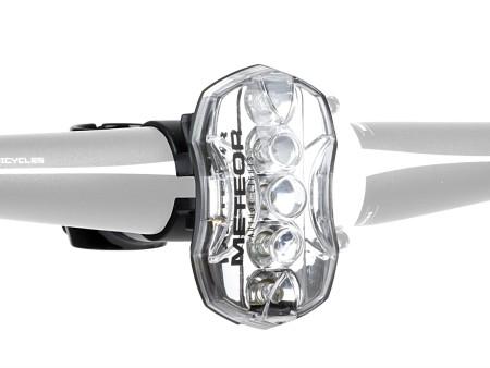 Φώς ποδηλάτου εμπρόσθιο   Author    A-Meteor F SW   Μαύρο/clear-lens