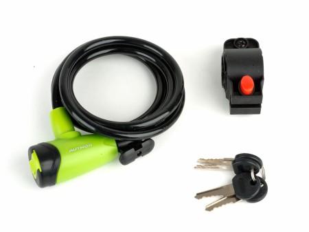 Κλειδαριά | Author | ASL-41 8x1500mm | Πράσινο Μαύρο