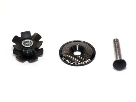 AUTHOR ΚΟΥΚΟΥΝΑΡΑ ACO - TC5 d.25,4mm (black)