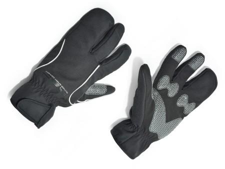 Χειμερινά γάντια ποδηλασίας AUTHOR | Arctic | μαύρο