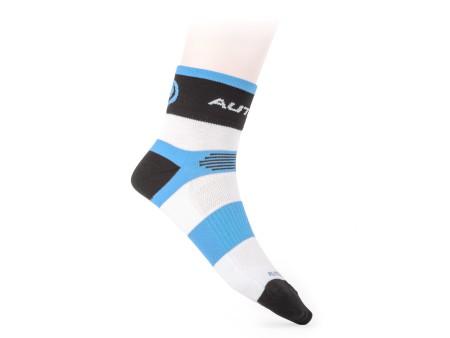 Κάλτσες ποδηλασίας | Author XC | μπλέ | λευκό | μαύρο