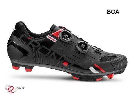 Παπούτσια για ποδηλασία βουνού | Crono | CX2 | Μαύρο