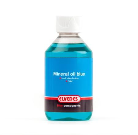 Υγρό για υδραυλικά δισκόφρενα Mineral (250ml)Mπλε