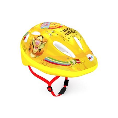 Παιδικό κράνος ποδηλάτου | SEVEN | WINNIE THE POOH | Κίτρινο