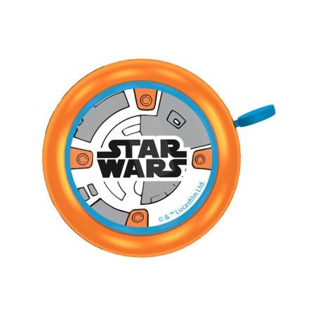 Κουδούνι παιδικού ποδηλάτου   SEVEN   Star Wars   BB8   Πορτοκαλί