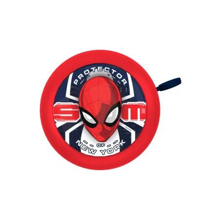 Κουδούνι παιδικού ποδηλάτου   SEVEN   SPIDER-MAN   Κόκκινο