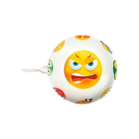 Κουδούνι ποδηλάτου   BRN   Λευκό   Angry Emoji