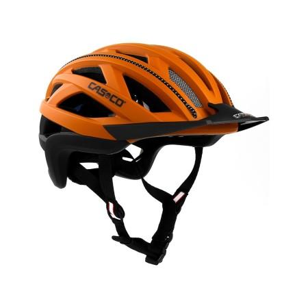 Κράνος ποδηλάτου | CASCO | Cuda 2 | Πορτοκαλί | podilatis.gr