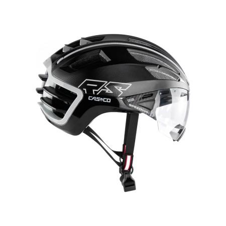 Κράνος ποδηλάτου   CASCO   SPEEDairo 2   με VAUTRON® automatic visor   Μαύρο