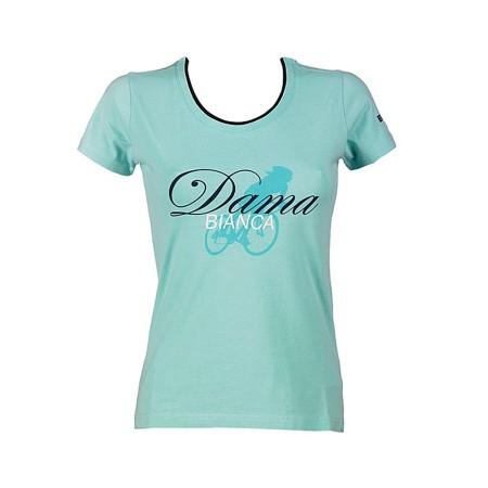 Bianchi T-Shirt Dama Bianca