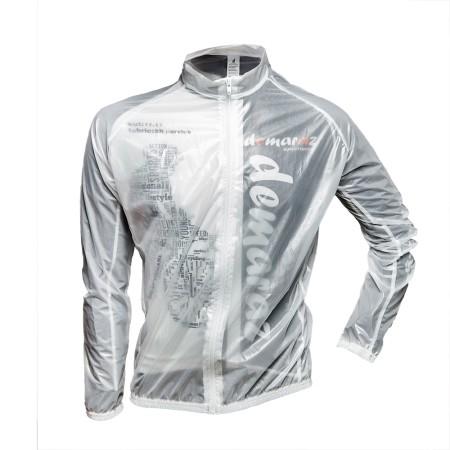 Αδιάβροχο ποδηλασίας | Demaraz | Διαφανές