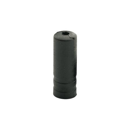 Τελείωμα καλωδίου ταχυτήτων | ELVEDES | Ø4,3mm PVC | Ανα τεμάχιο | Μαύρο