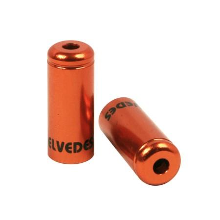 Τελείωμα καλωδίου φρένων | ELVEDES | 5 mm | Πορτοκαλί