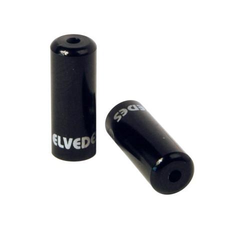 Τελείωμα καλωδίου ταχυτήτων | ELVEDES | 4,2 mm | Μαύρο
