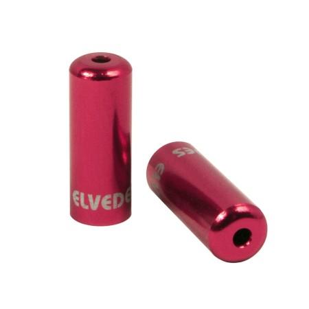 Τελείωμα καλωδίου ταχυτήτων | ELVEDES | 4,2 mm | Μπορντώ