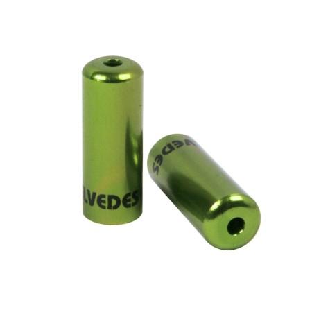 Τελείωμα καλωδίου ταχυτήτων | ELVEDES | 4,2 mm | Πράσινο