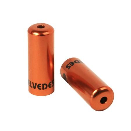 Τελείωμα καλωδίου ταχυτήτων | ELVEDES | 4,2 mm | Πορτοκαλί