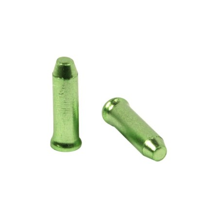 Τελείωμα συρματόσχοινου φρένων και ταχυτήτων | ELVEDES | 0.2 mm | Πράσινο