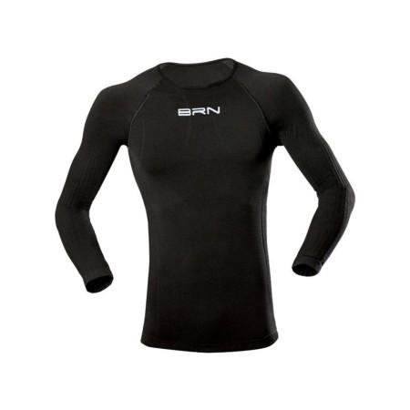 Εσώρουχο | Ισοθερμική Μπλούζα | BRN | Μαύρο