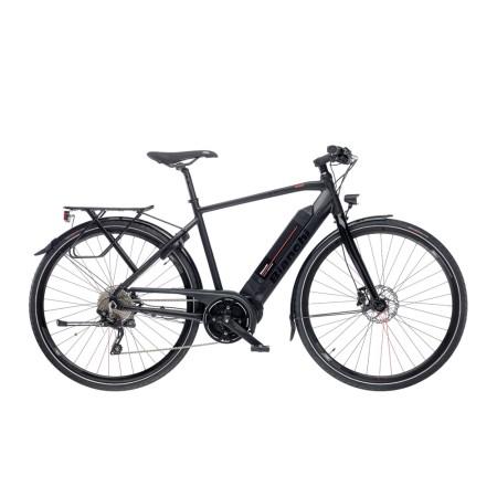 Ηλεκτρικό ποδήλατο   Bianchi   E-Spillo Active   700c   Μαύρο
