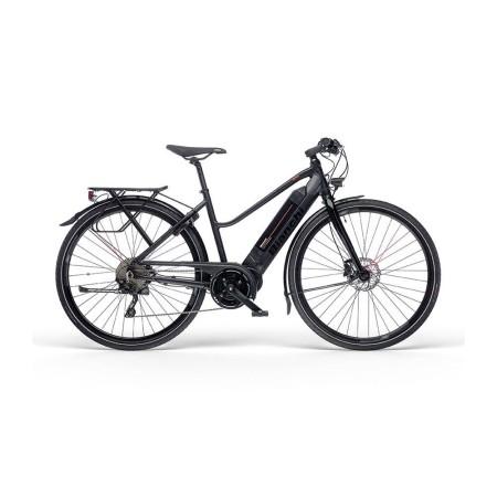 Γυναικείο Ηλεκτρικό ποδήλατο | Bianchi | E-Spillo Active | 700c | Μαύρο