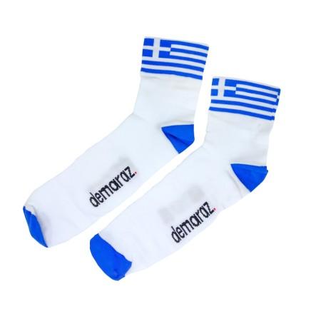 Κάλτσες ποδηλασίας Εθνική ομάδα Demaraz