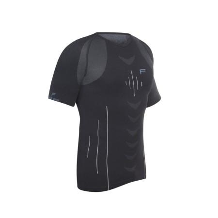 Ισοθερμική Μπλούζα Κοντομάνικη   F-Lite   Megalight 140   Μαύρο