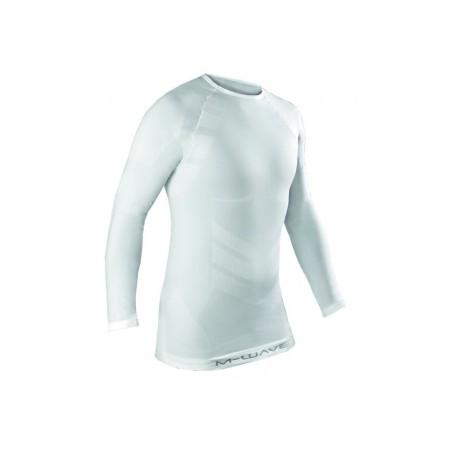 Ισοθερμική Μπλούζα | M-Wave | Function Underwear | Λευκό | podilatis.gr