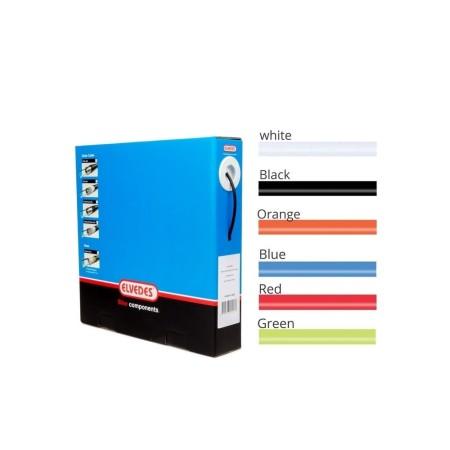 Kαλώδιο ταχυτήτων | Elvedes | Τιμή/μέτρο | Μαύρο, άσπρο, πορτοκαλί, μπλε, κόκκινο, πράσινο