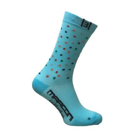 Κάλτσες ποδηλασίας | MARCONI | Point Blue | podilatis.gr
