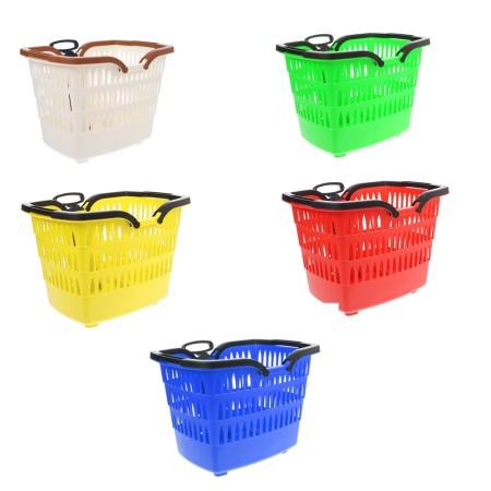 Καλάθι Ποδηλάτου Πτυσσόμενο   Roto   Romeo   Πλαστικό   Σε πέντε χρώματα