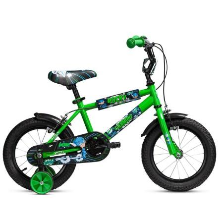 Παιδικό ποδήλατο | CLERMONT | Rocky | 12 ιντσών | Πράσινο | 2020