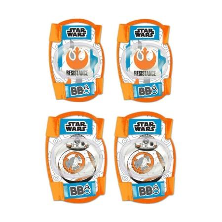 Παιδικά προστατευτικά για αγκώνες και γόνατα | SEVEN | Star Wars BB8 | podilatis.gr