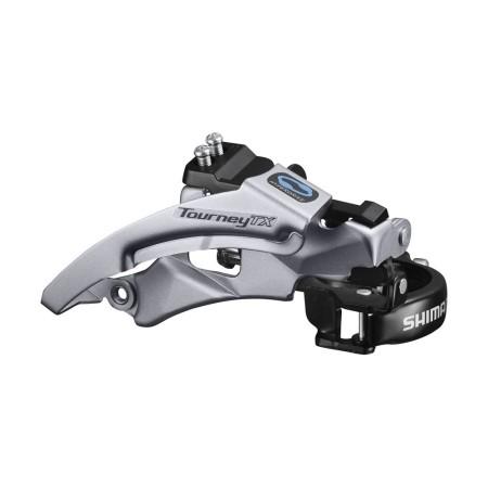 Σασμαν ποδηλατου | SHIMANO | TOURNEY | FD-TX800-TS6 | Top swing | 3x7/8 ταχύτητες | podilatis.gr