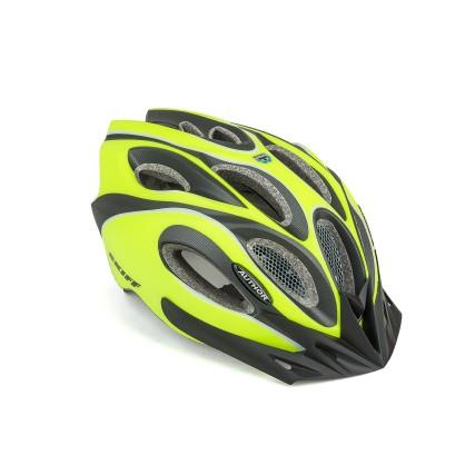 Κράνος ποδηλασίας | Author | Skiff Inmold | 171 Κίτρινο/Μαύρο