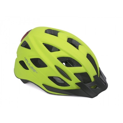 Κράνος ποδηλάτου | Author | Pulse LED X8 | Κίτρινο | podilatis.gr