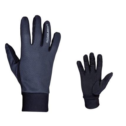Χειμερινά γάντια ποδηλάτου | AUTHOR | Windster | μαύρο | podilatis.gr