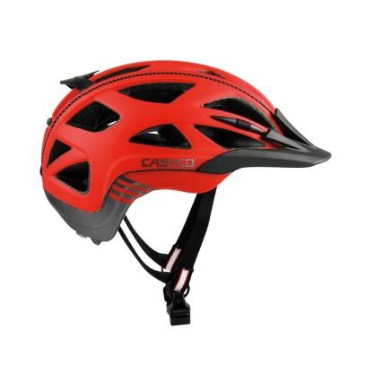 Κράνος ποδηλάτου | CASCO | Activ 2 | Κόκκινο Ματ