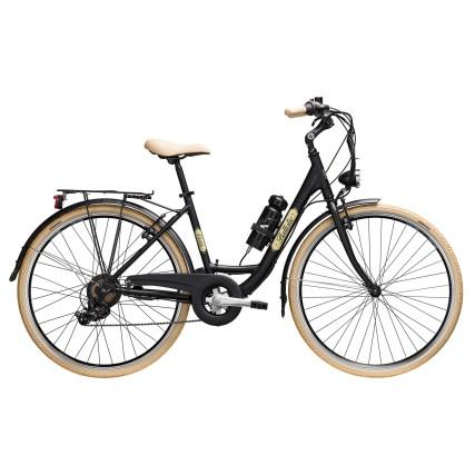 Ηλεκτρικό ποδήλατο | Ballistic | E-Vitality | Flow 1.0 | 700C | Μαύρο