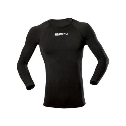 Εσώρουχο   Ισοθερμική Μπλούζα   BRN   Μαύρο