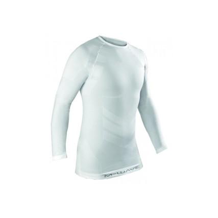Ισοθερμική Μπλούζα   M-Wave   Function Underwear   Λευκό   podilatis.gr